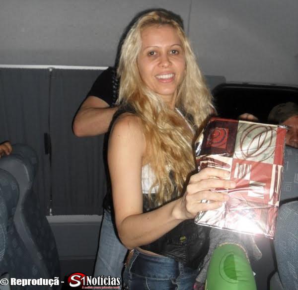 Joelma na turnê de 2010 no Nordeste