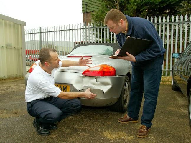 No te dejes engañar por falsos tasadores de autos