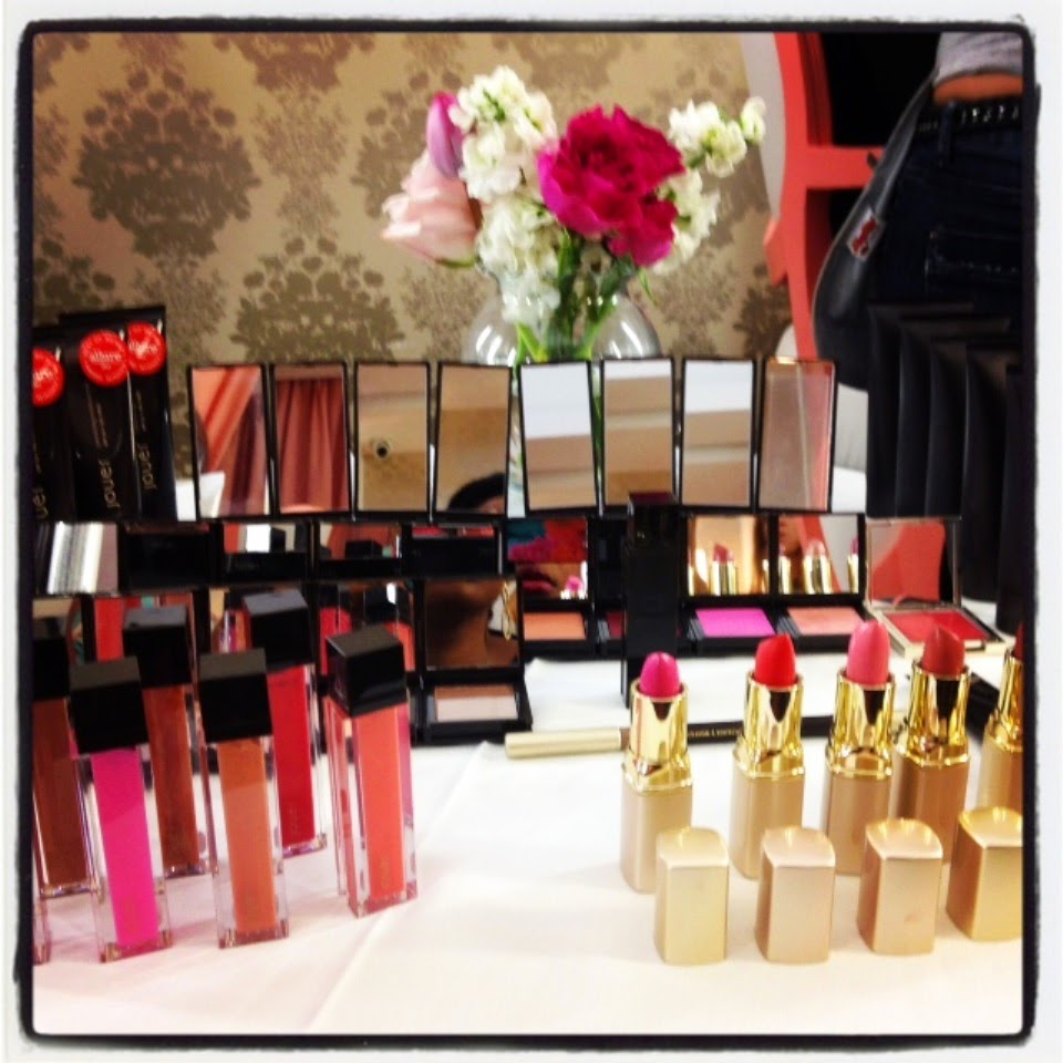 Jouer Cosmetics Launch at Blushington Makeup and Beauty Lounge Dallas