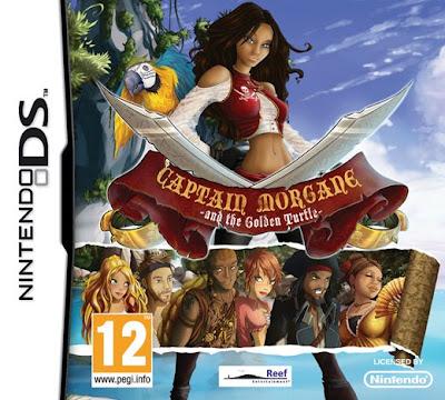 Capitan Morgana E La Tartaruga D'Oro DS