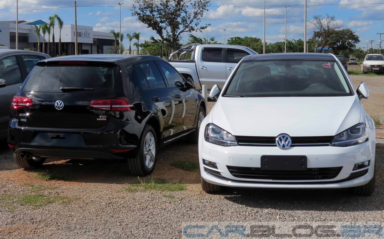 Novo vw polo gti 2015 fotos e especifica 231 245 es oficiais car blog br - Novo Vw Golf 2014