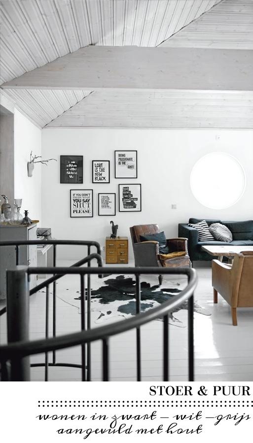 2011 11 villa d 39 esta interieur en wonen for Grijs wit interieur