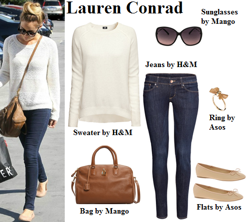 lauren conrad, sweater, fall