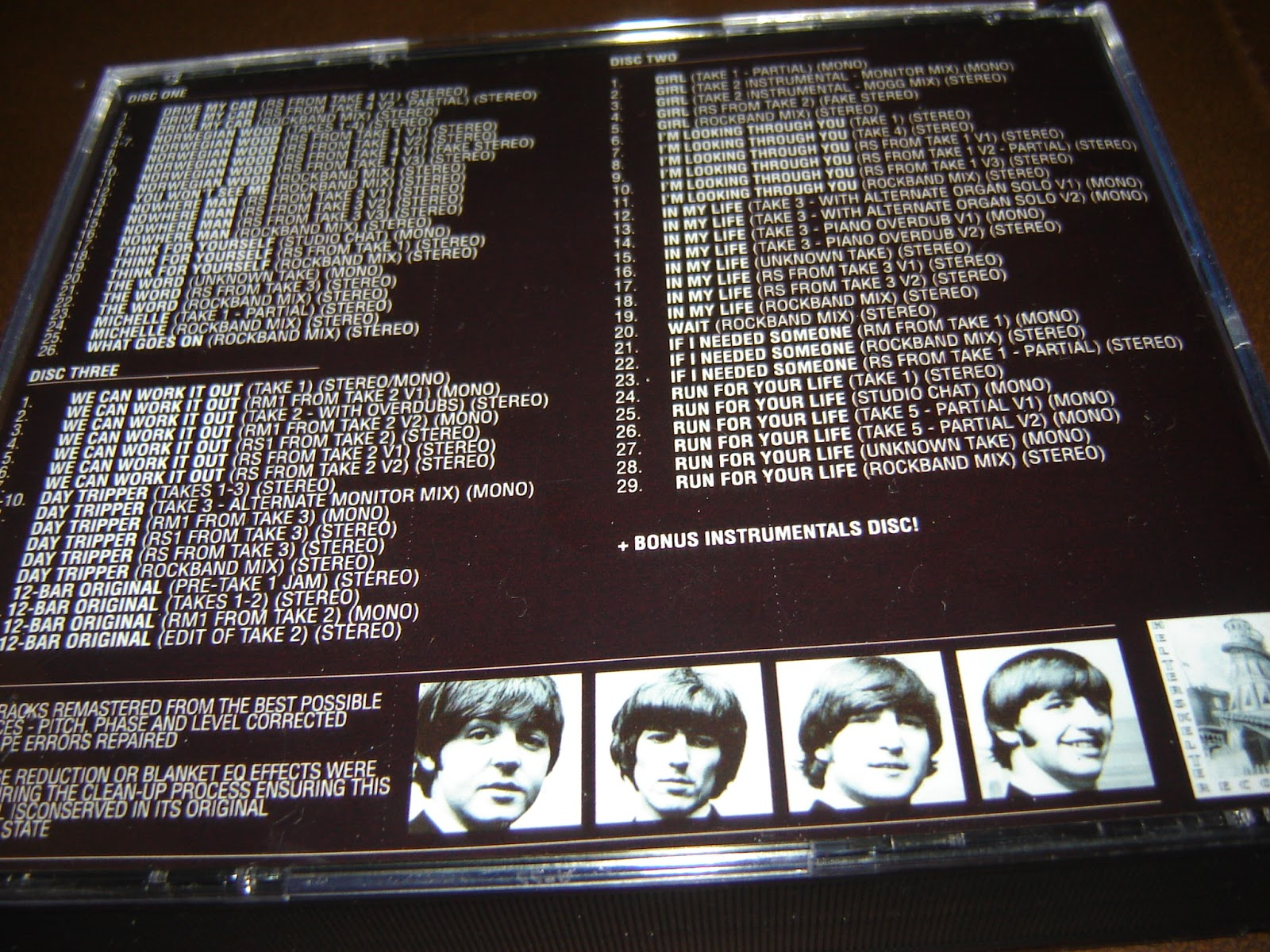 Rock Band Mogg Files