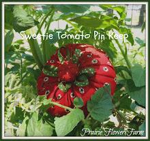 Sweetie Tomato Pin Keep