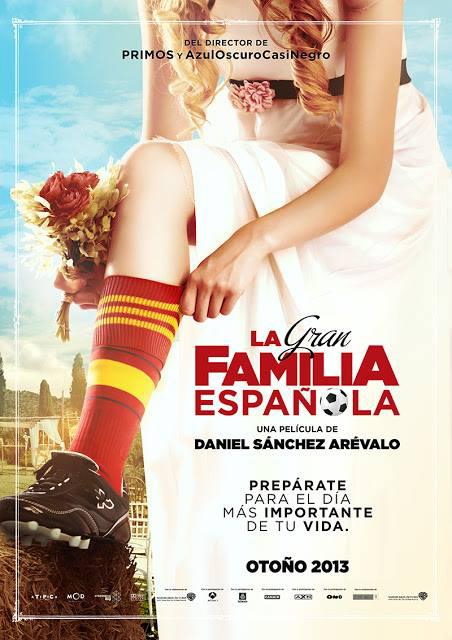 Nuevo póster de La Gran Familia Española