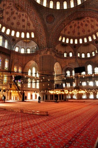 Istanbul: Blaue Moschee