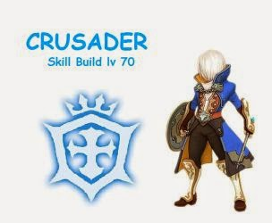CRUSADER SKILL BUILD