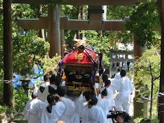 伊豆山神社例祭