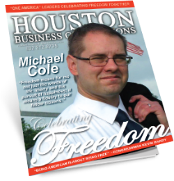 "MEET MICHAEL K. COLE A ""THOUGHT LEADER"" FOR THIS SERIES"