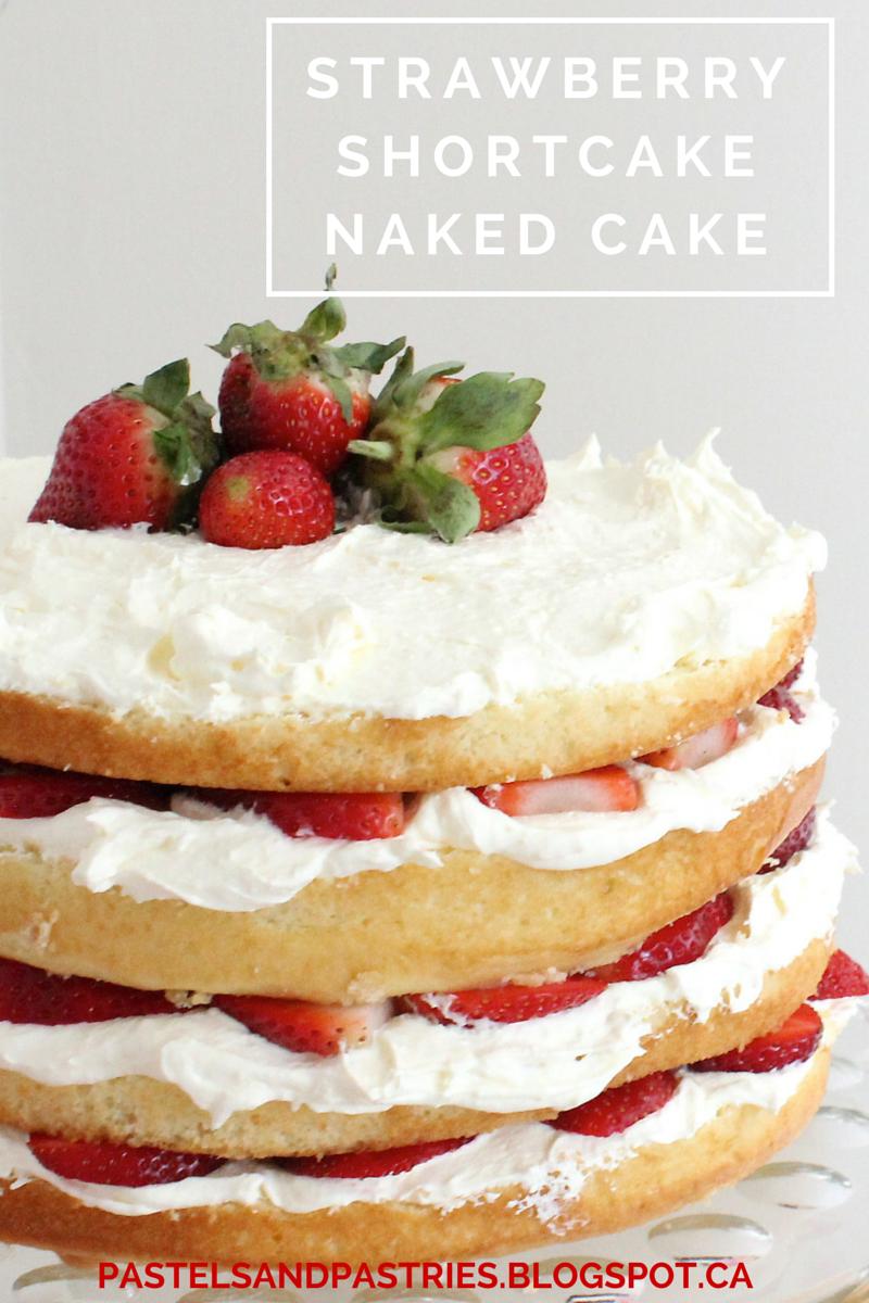 strawberry shortcake naked