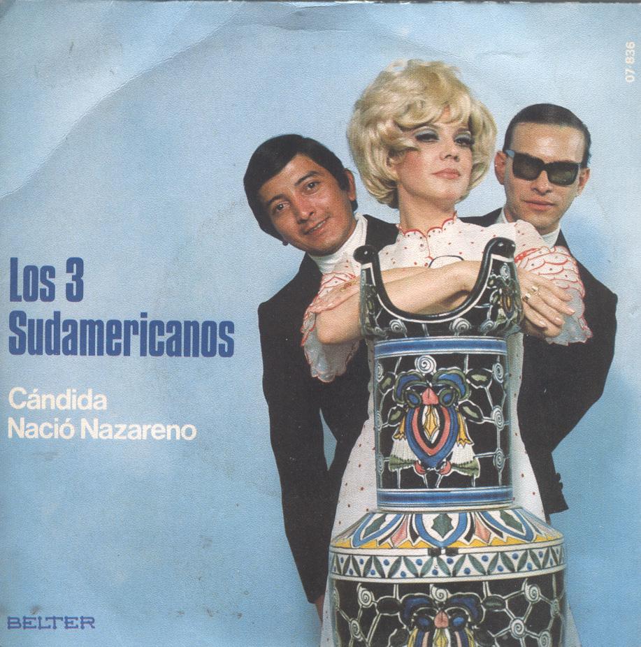 Los 3 Sudamericanos - Pulpa De Tamarindo / El Funeral Del Labrador / Gibraltareña / Cuando Salí De Cuba