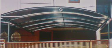 kanopi stainlees steel