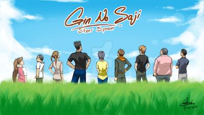 Gin No Saji VietSub