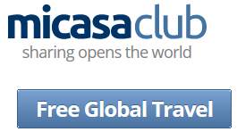 Micasa Club is a global free lodging and travel network