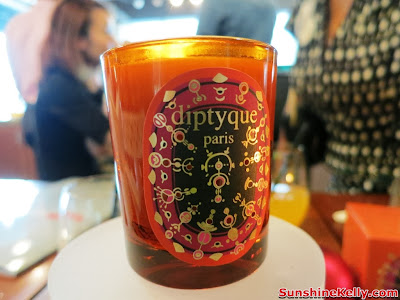 Diptyque Holiday Collection, scented candle, diptyque, Orange chaya