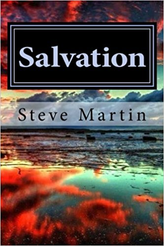 Salvation - new book by Steve Martin