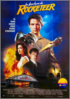 Download - Rocketeer - DVDRip - AVI - Dublado