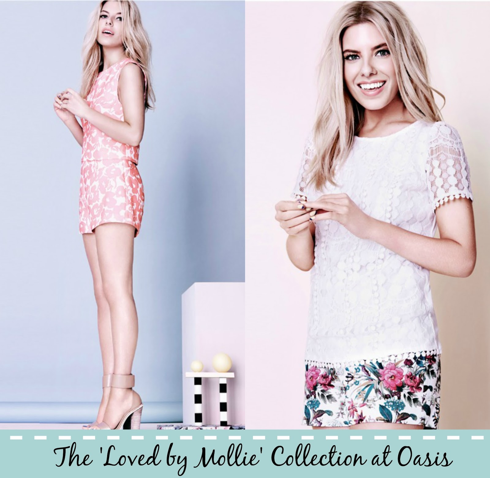 Loved by Mollie Oasis Collection