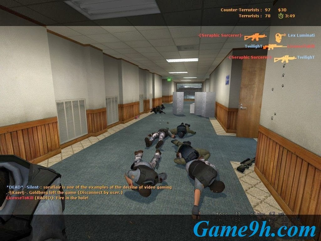 Counter Strike Source Download PC Games - Direct Links