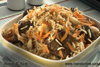 Bokhari Rice Recipe
