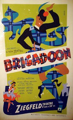 David Klein Brigadoon, 1947