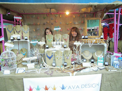 Ava Designs at Portobello Rocks