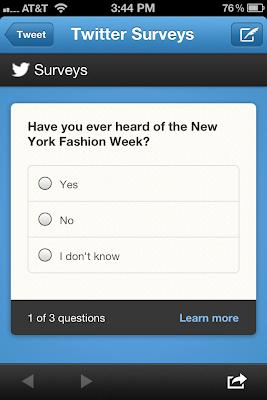 brand impact survey