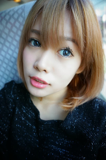 Japan Softlens Icy Grey