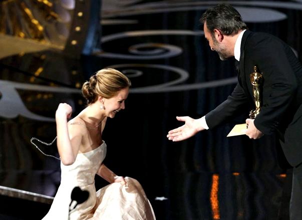 Oscars 2013 Jennifer Lawrence