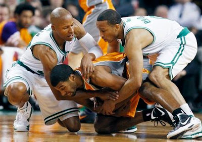 Ray Allen, Avery Bradley, Boston Celtics, Celtics News, State Of The Celtics