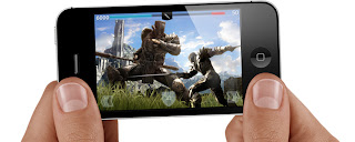 New Apple iPhone 4S News : New Apple iPhone 4S is the perfect mobile phone for gaming fans