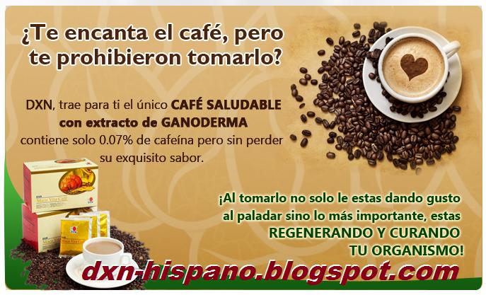 DXN ES TU CAFÉ