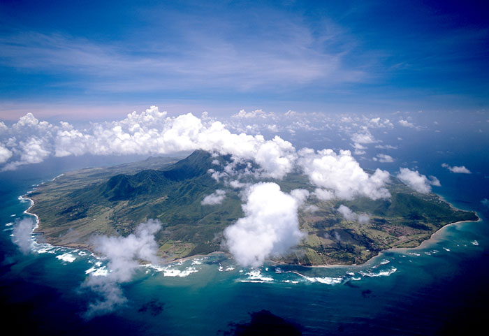 Travel 2 the Caribbean Blog: Nevis Sultry Summer Vacation ...