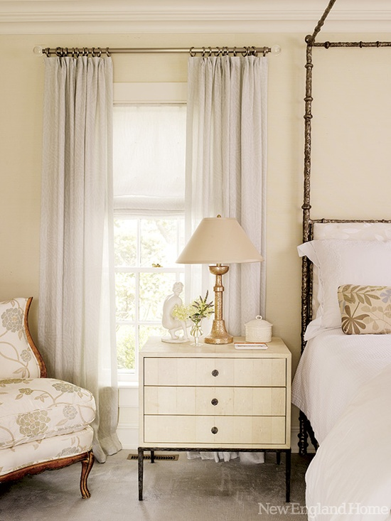 details the key to mixing cream and white in decor and fashion
