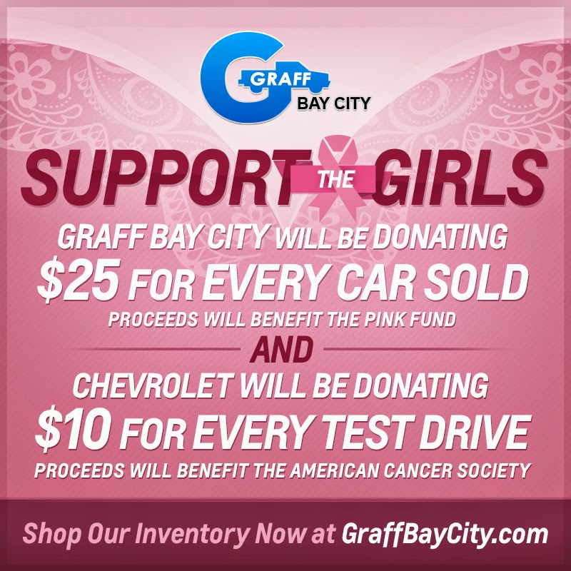 Support Breast Cancer Awareness at Graff Bay City