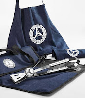 Mercedes-Benz Barbeque Set