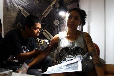 Festival Tattoo di Solo