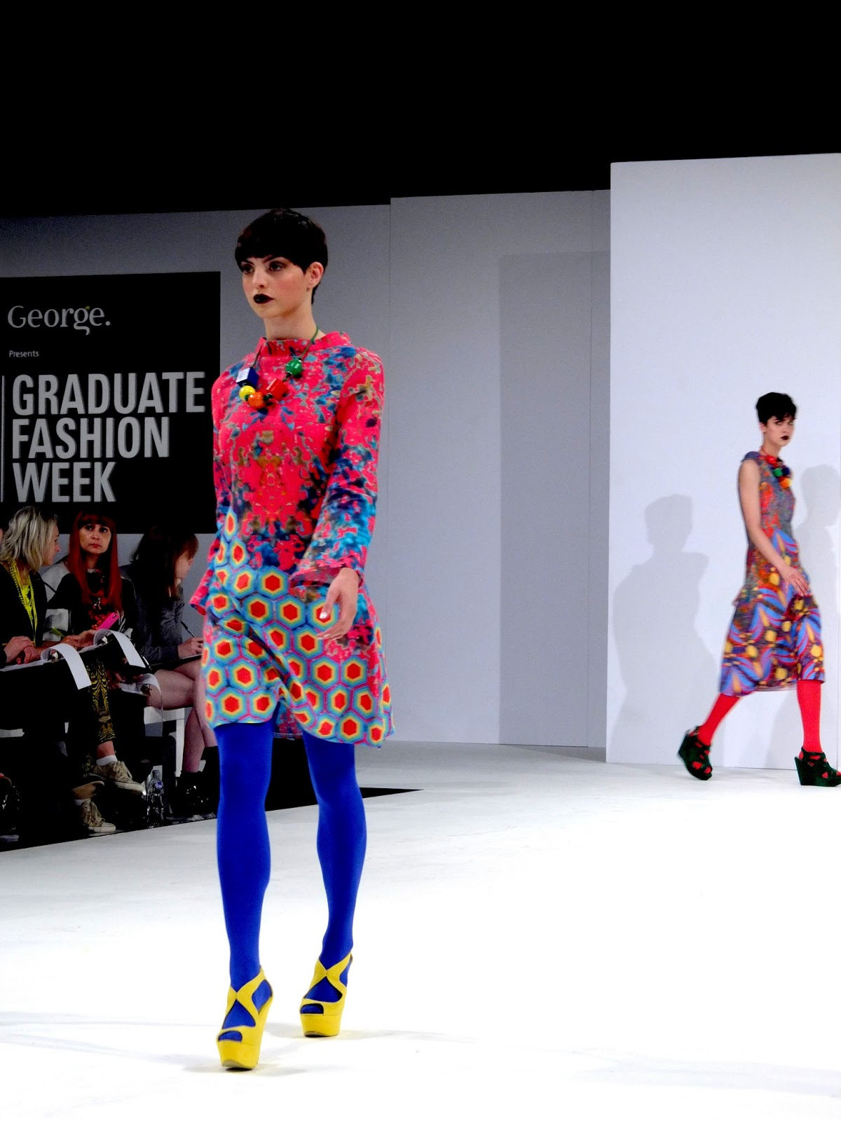 Graduate Fashion Week Graduate Fashion Week The View On