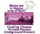Mama Isa's Cooking Classes