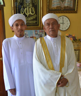 Helmi Assyafie dan Tuan Guru Haji Salleh Musa