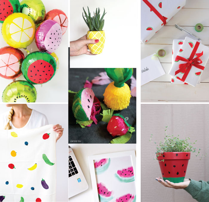 20 Insanely Cute Tutti Frutti Diys Poppytalk