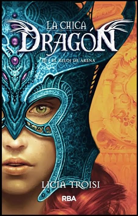 Saga: La chica Dragón de Licia Troisi
