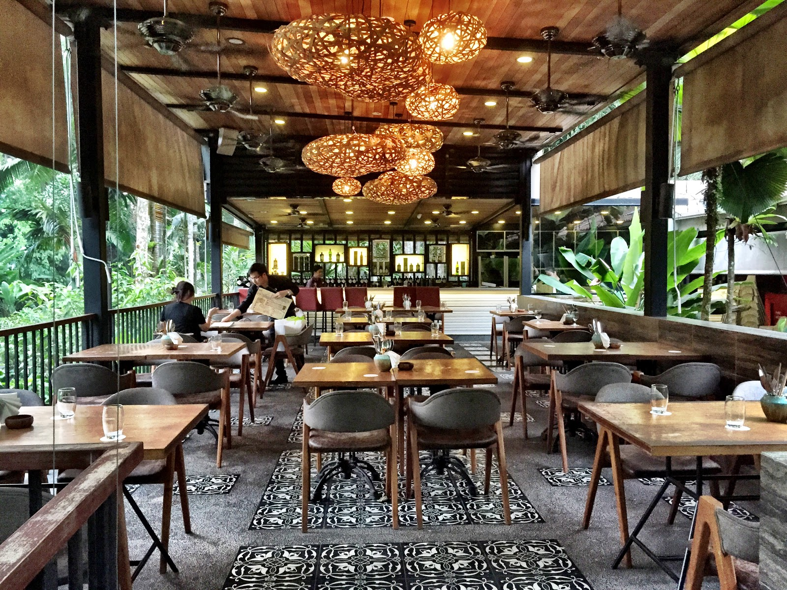 The Silver Chef The Halia At Singapore Botanic Gardens