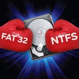 Cara Mengubah Format RAW Menjadi FAT32/NTFS