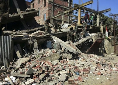 Breaking: Earthquake On Monday Morning Kills 9 People In India