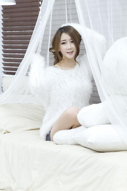 Sexy Model Han Chae Yee