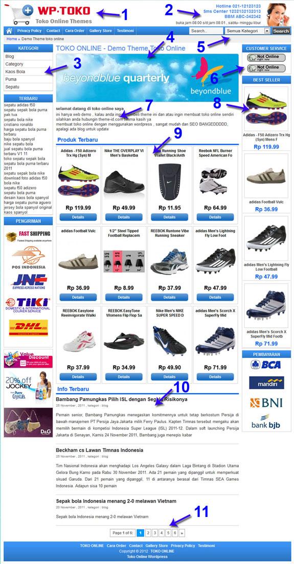 Afiliasi gratis toko online