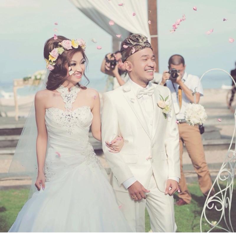 Titi kamal wedding