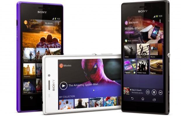 Harga Sony Xperia M2 terbaru, dengan Prosesor Quad Core